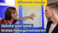 Flächenstrukturierung